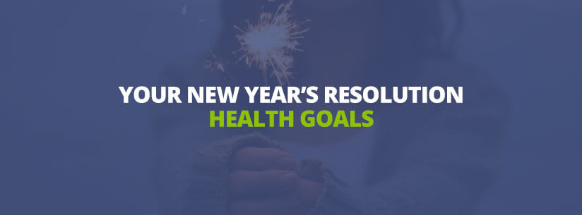 New Years Resolution Health Goals Image