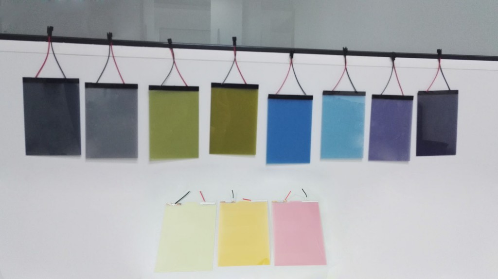 Customized color available - Privacy Smart Glass, Switchable