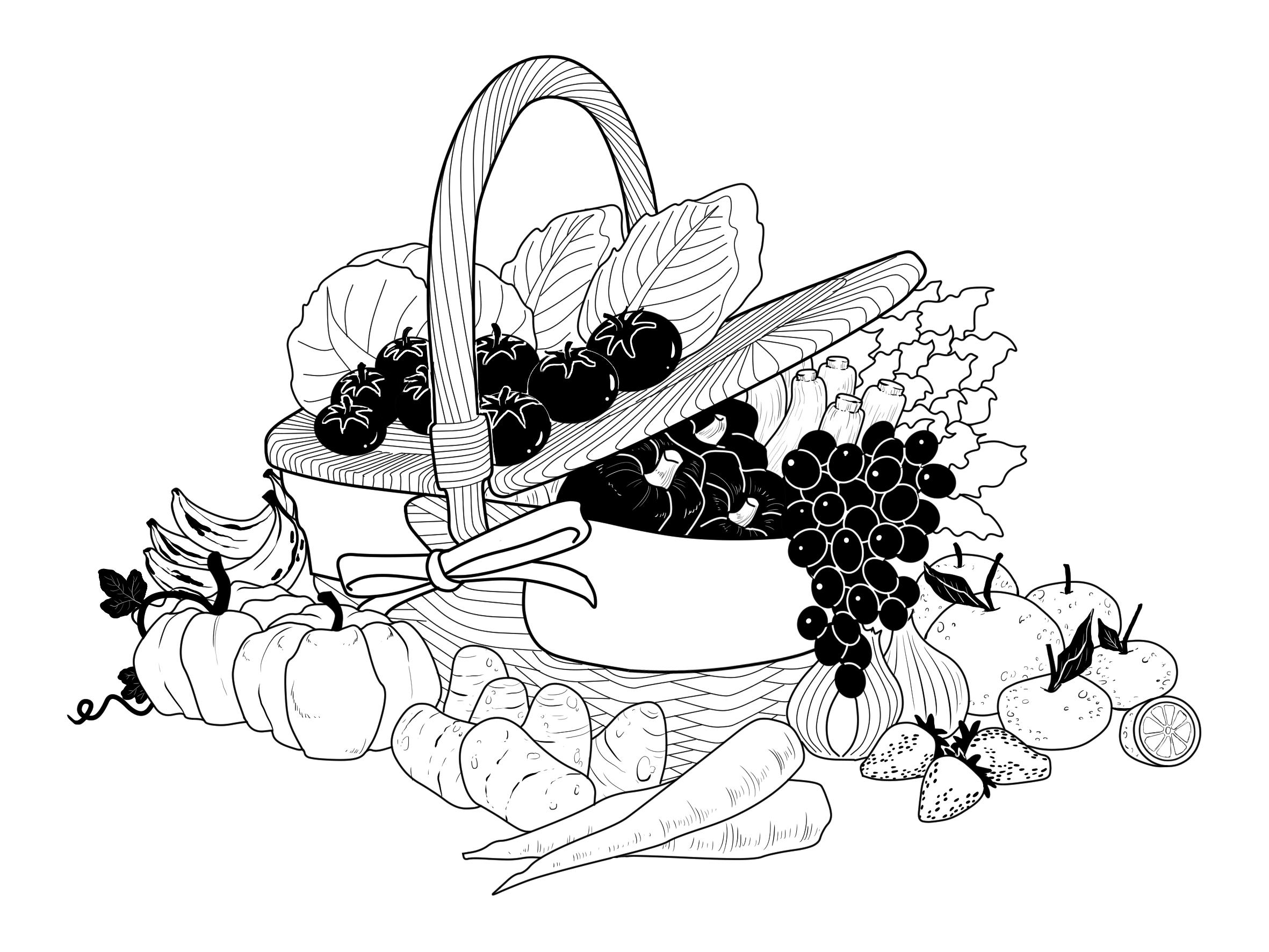 Breve storia della frutta