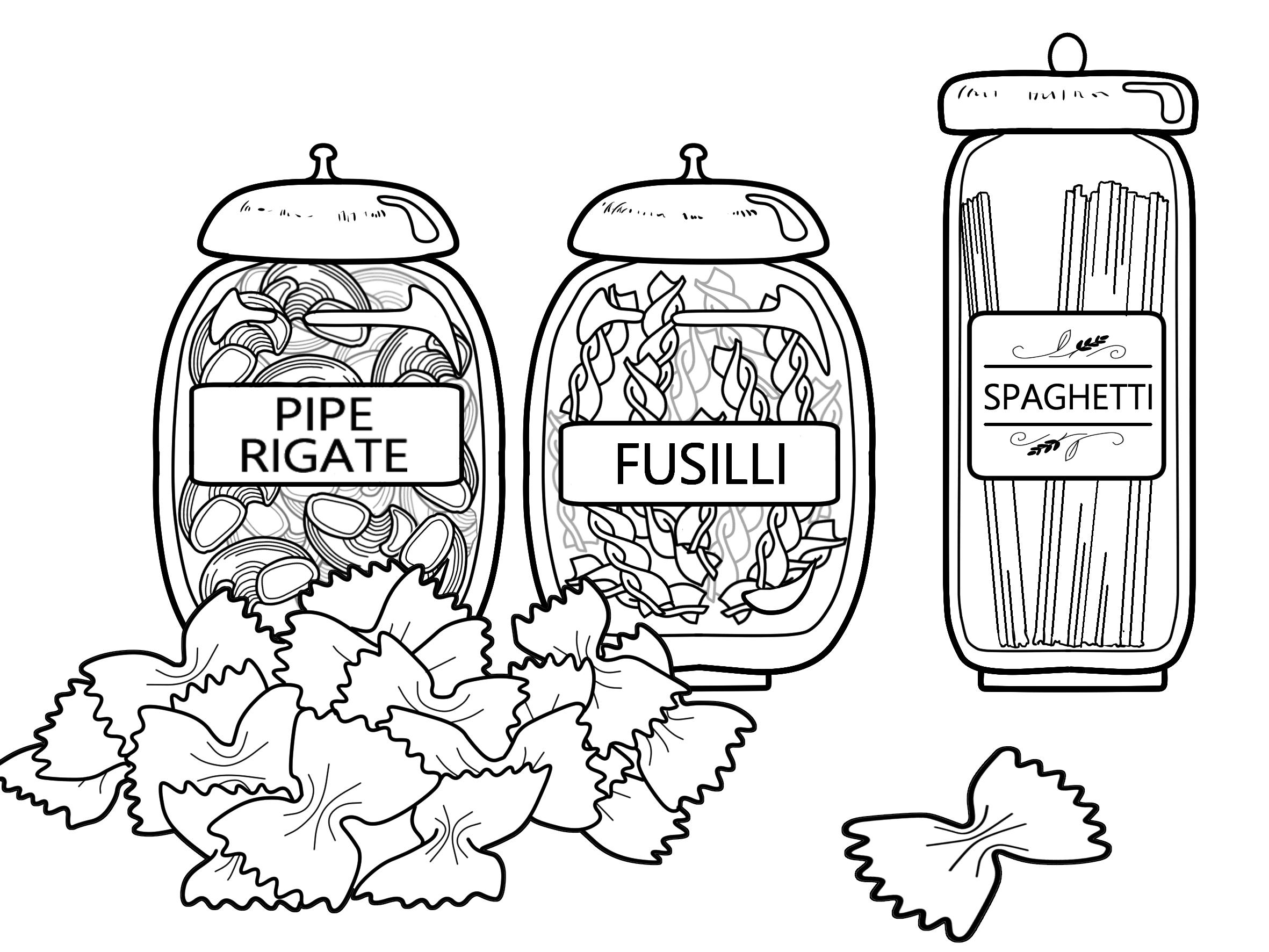 Storia della pasta