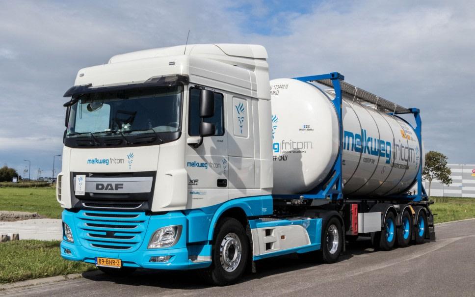 Fritom vrachtwagen