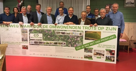 ondertekening initiatief proeftuin nettelhorst