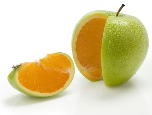 Sinasappel Appel