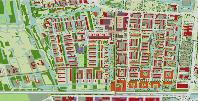 Ontwerpen aan het proces voor de transformatie van woonwijken