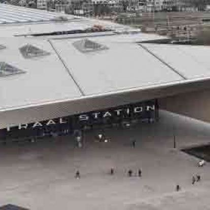 Rotterdam Centraal geopend