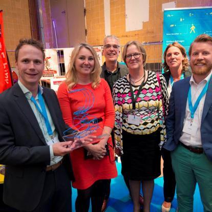 Beter Benutten Award voor SLIM uit de Spits