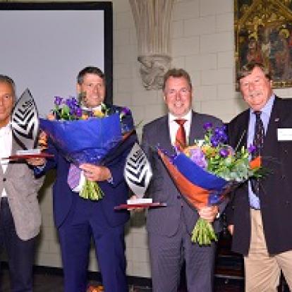 Project Ruimte voor de Waal wint Bouwpluim 2015
