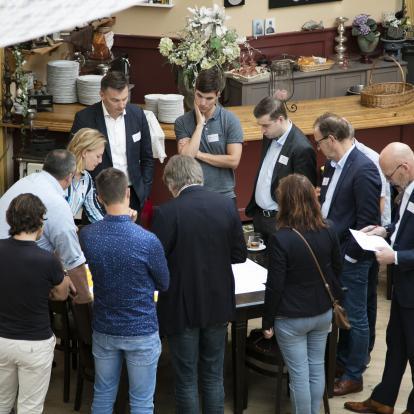 Realiseren van een gedragen ontwikkelagenda Mobiliteit Zeeland