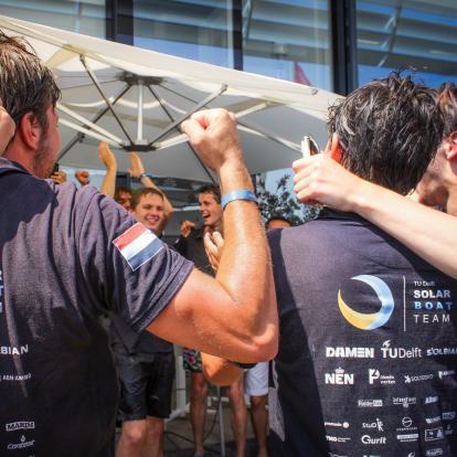 Wat studenten van het Solar Boat Team ons leren over samenwerken