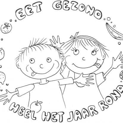 Eerste gezonde school in Helmond
