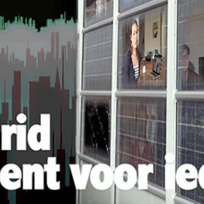 Elwin ter Horst spreker tijdens 5e themamiddag Smart Grids Nederland