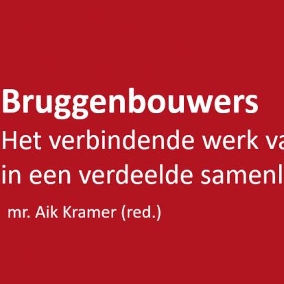 Essaybundel 'Bruggenbouwers'