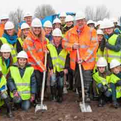 Ruimte voor de Waal Nijmegen officieel gestart