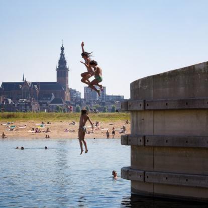 Ruimte voor de Waal Nijmegen