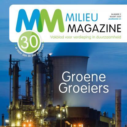 Milieumagazine publiceert over Verbindend Onderhandelen