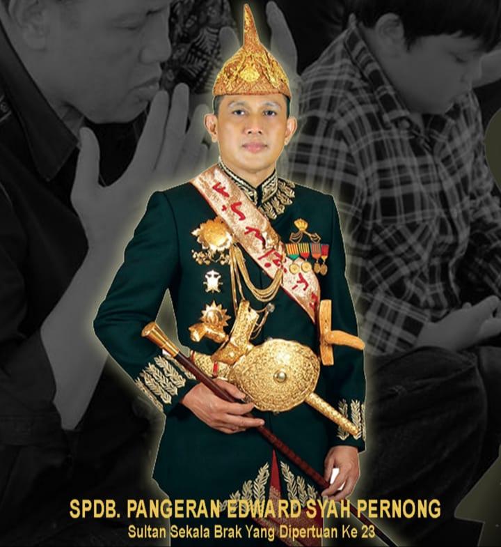Pangeran Edward Syah Pernong Turut Berduka Cita ,Atas Berpulangnya Kolonel Purnawirawan TNI-AL Amir Husin