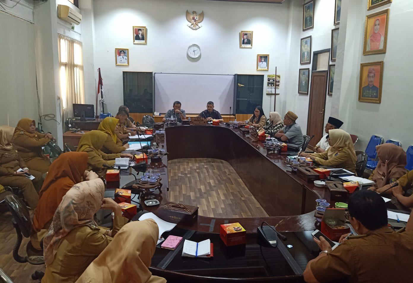 DPRD Kota Metro Himbau Bentuk Satgas Pencegahan COVID-19