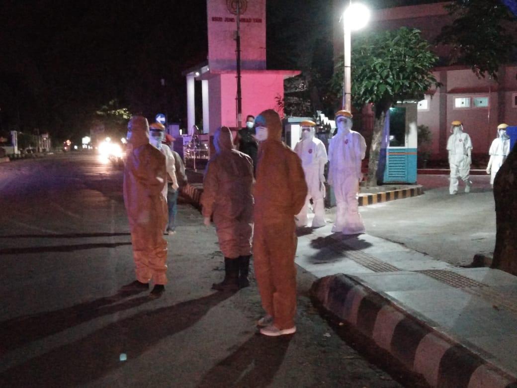 Keluarga Jenazah PDP Asal OKU Sepakat Pemakaman Di Metro