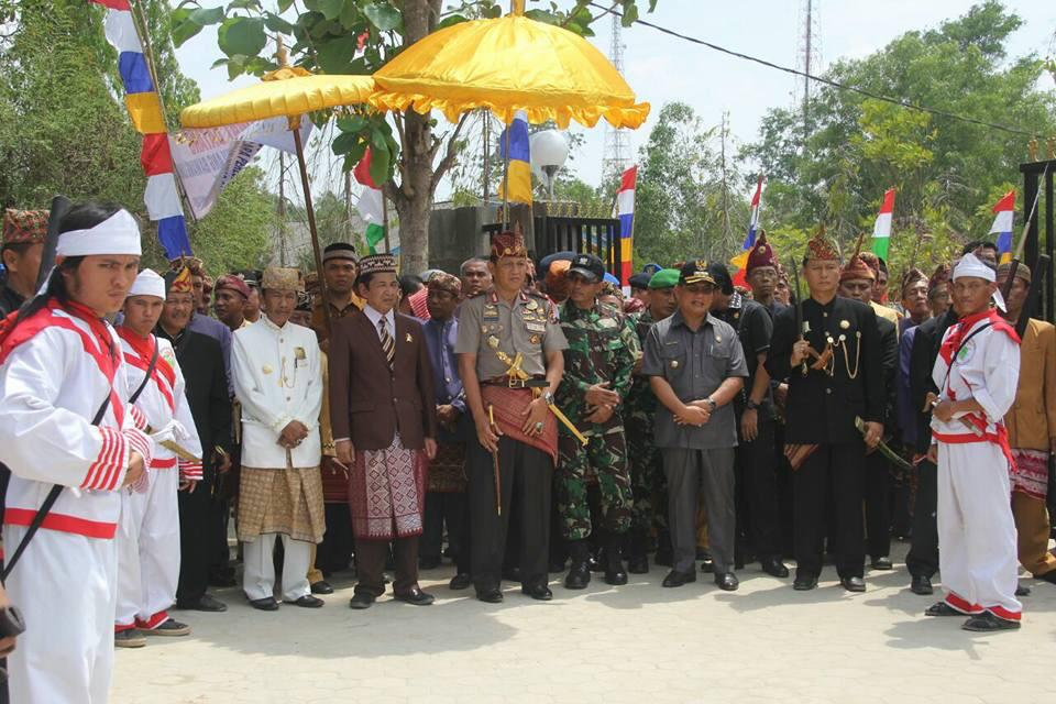 Pun Edward : Nilai Implementasi Pancasila di Lampung Berjalan Baik