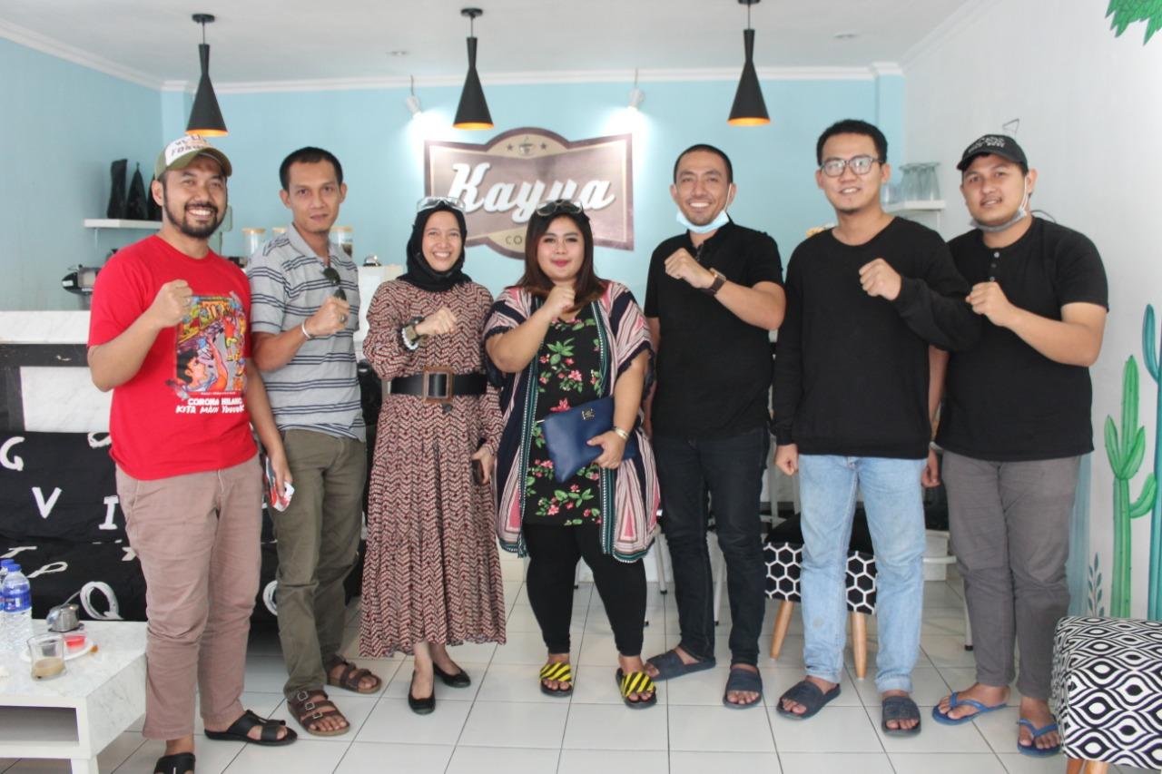 Penggiat UMKM Kota Metro Dukung Anna-Fritz Menuju Pilwakot