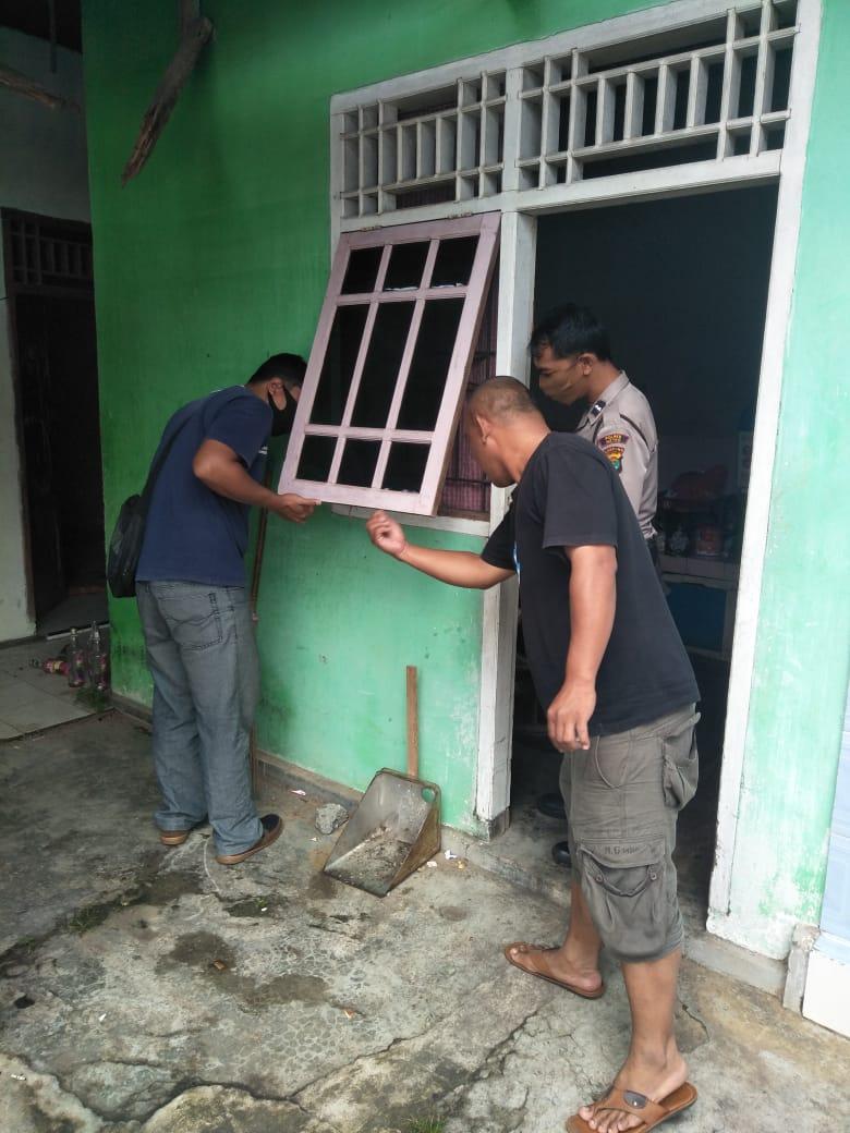Rumah Wartawan di Metro Dibobol Maling, Data Hasil Investigasi Raib