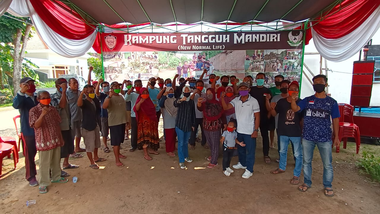 DPRD Semangati Pemuda Tejo Agung Kembangkan KTM