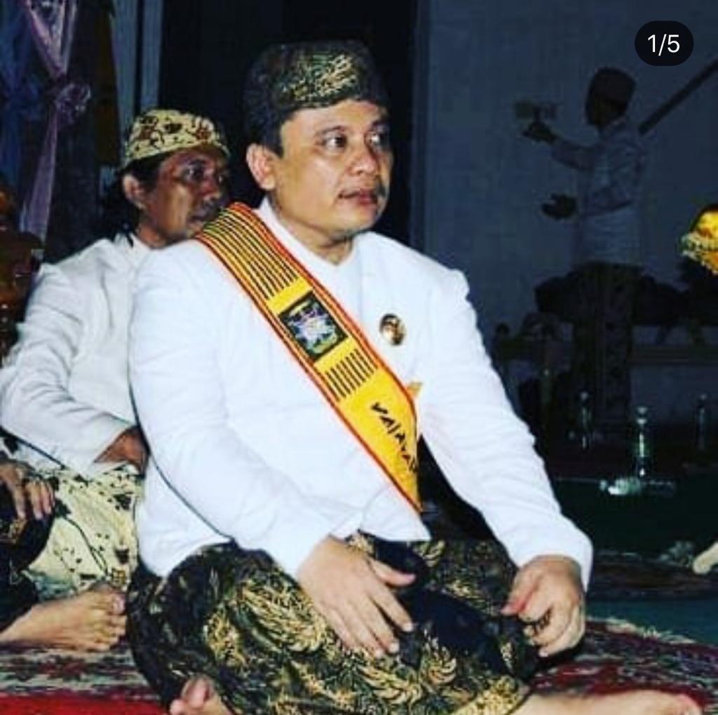 Pangeran Edward Syah Pernong Kirim Doa Untuk Kesultanan Kesepuhan Cirebon