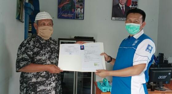 Daftar Ketua DPD PAN lamteng' Rasyid Effendi : JIka Terpilih Saya Akan Besarkan Partai