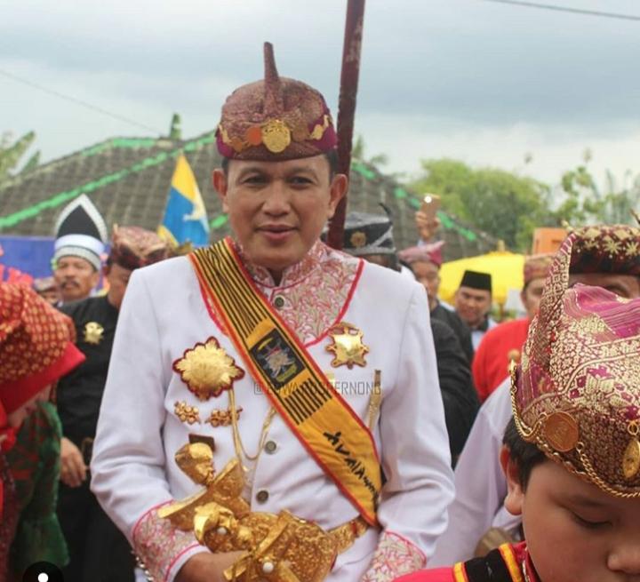 Pangeran Edwar Syah Pernong,Selamat Jalan Jendral