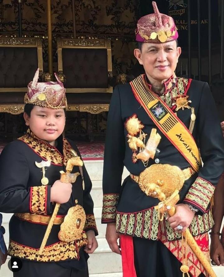 Duka Raja,untuk Untuk Ibunda Dari Hulu Balang Edward Chaniago
