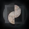 SiO (2020), marqueterie de paille et feuilles de pierre