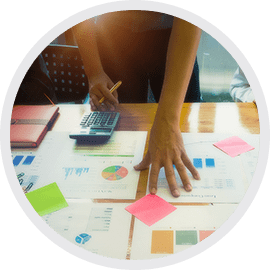 Pages and Posts web design process