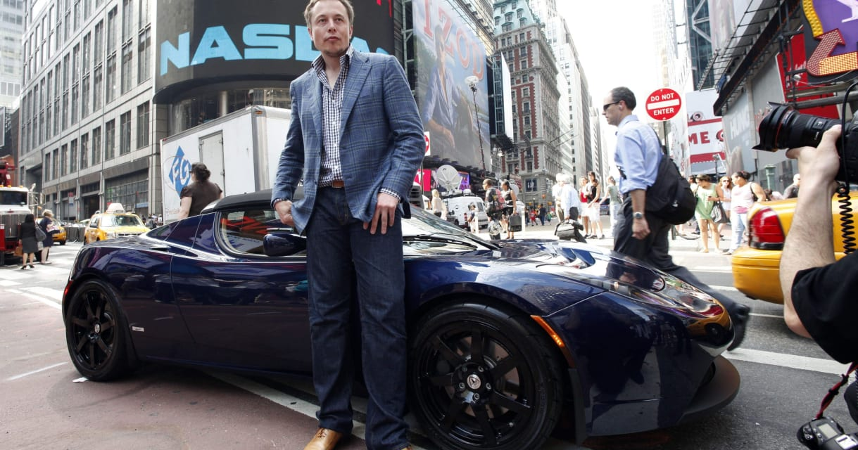 Tesla CEO Elon Musk may need to 'rethink' electric-car making strategy