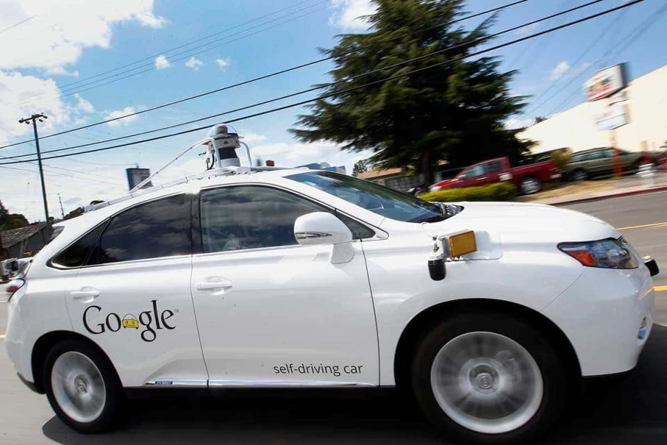 Google accepts blame for its self-driving car causing crash