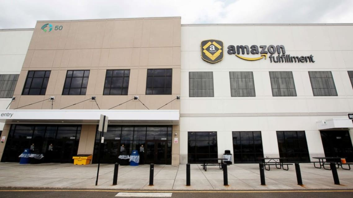 24 Amazon workers sent to hospital after robot accidentally unleashes bear spray