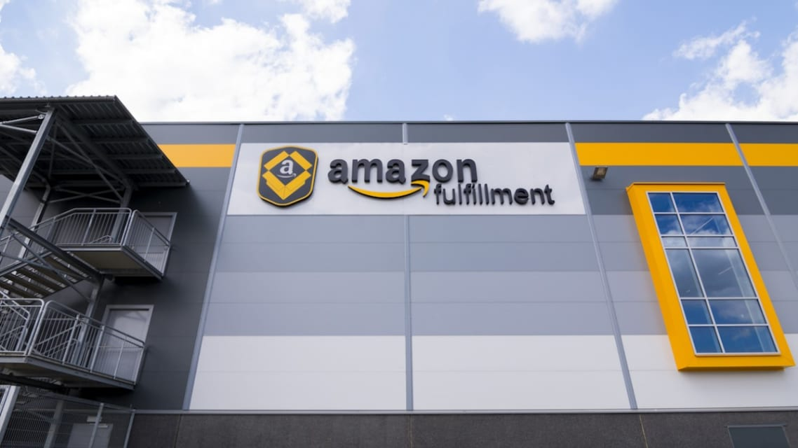 24 Amazon Workers Hospitalized After Robot Punctures Bear Spray In Warehouse