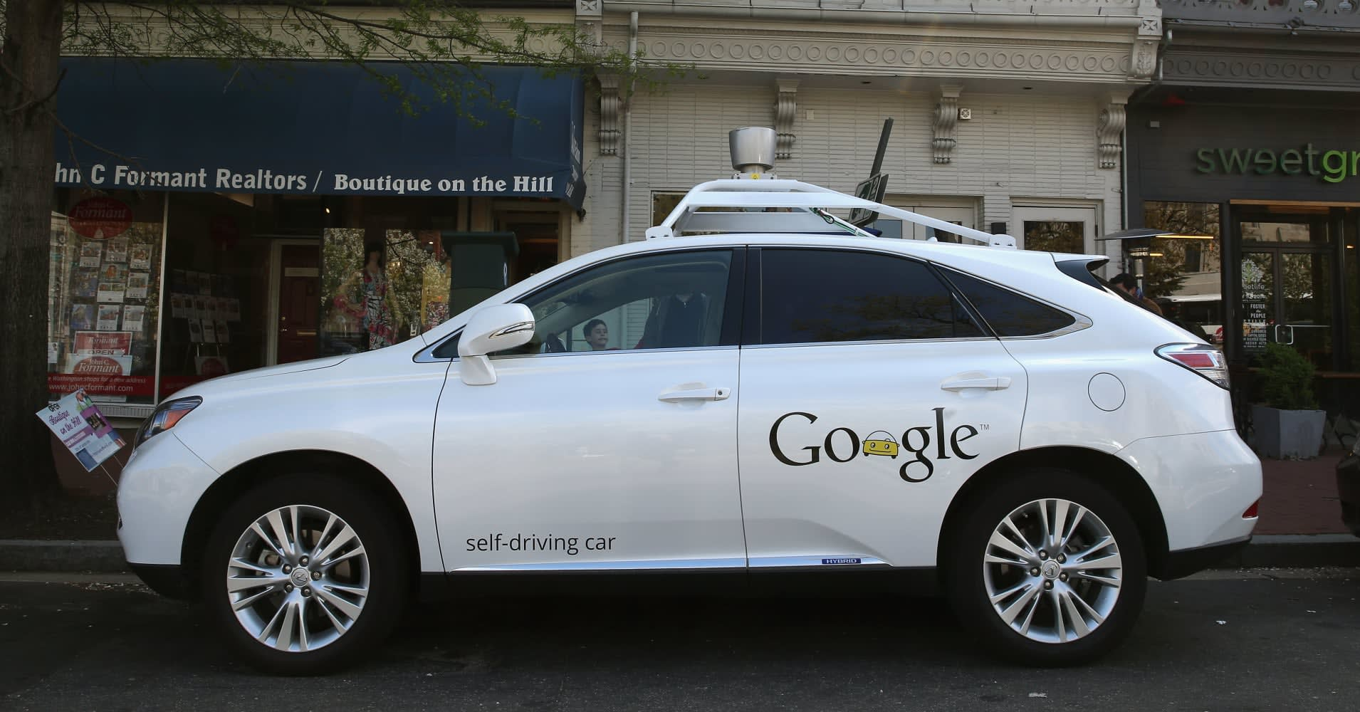 Google's self-driving car caused an accident, so what now?