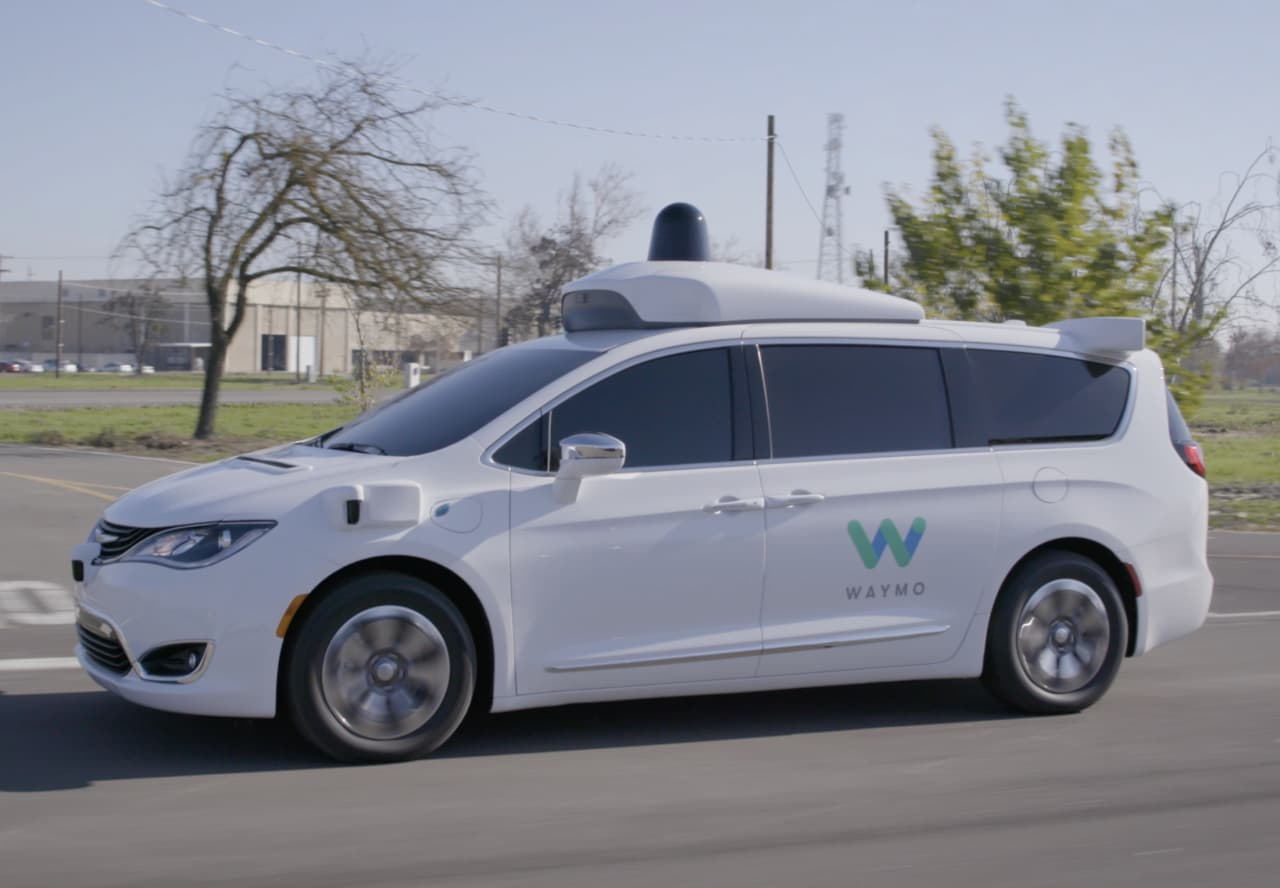 Humans were to blame in Google self-driving car crash, police say