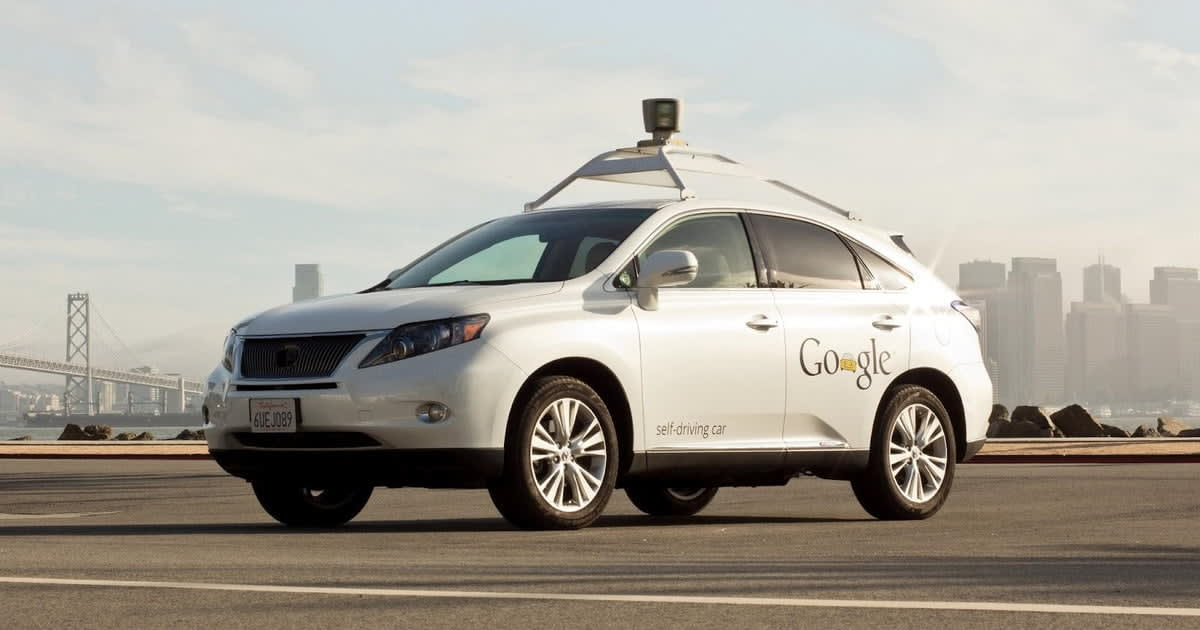 Google self-driving car gets bashed up in its worst crash yet