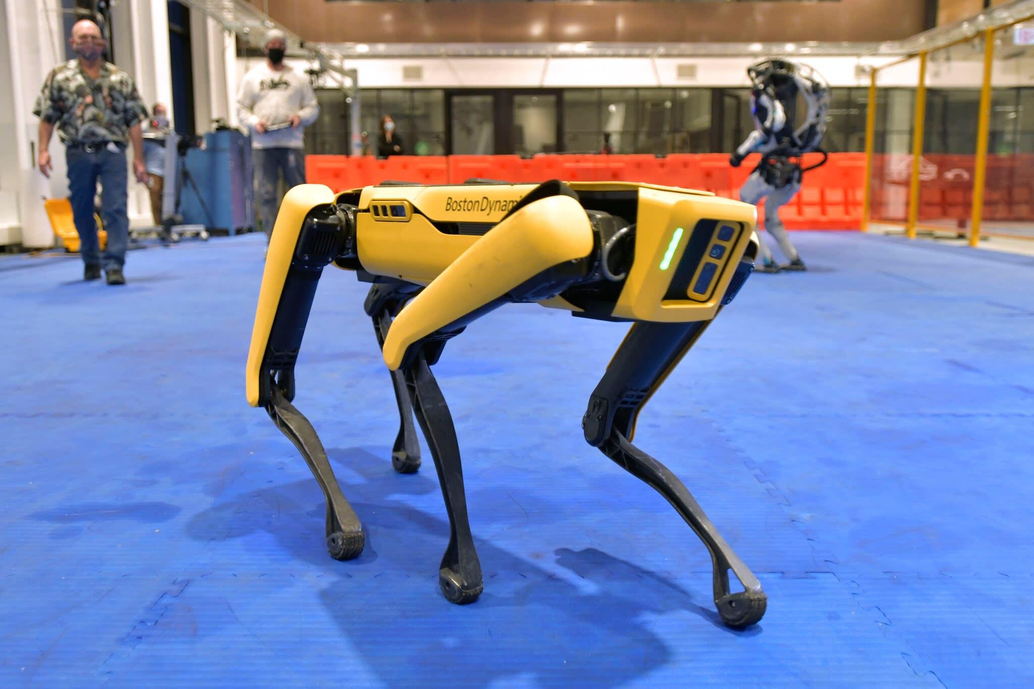 N.Y.P.D. Robot Dog's Run Is Cut Short After Fierce Backlash