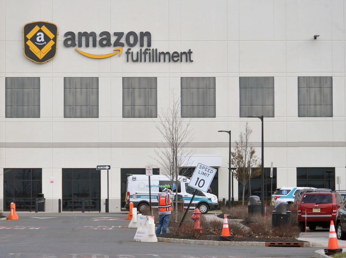 OSHA investigates Amazon warehouse bear spray accident that left worker critical