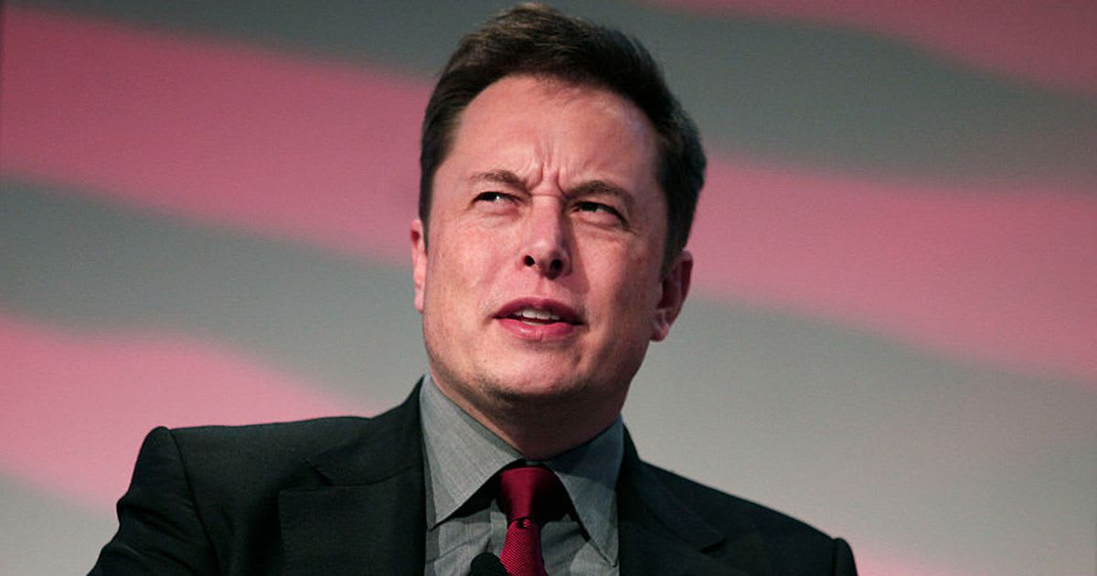 Elon Musk blames Tesla Model 3 'production hell' on over-automation