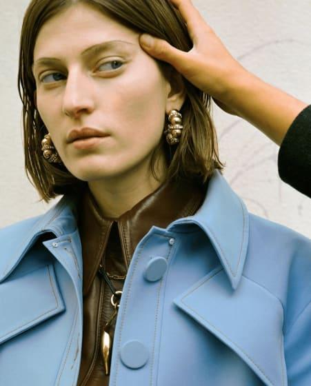 image de modèle Studio Paillette