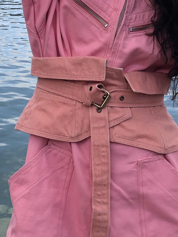 Packshot du produit Ceinture Kimono Denim Rose de la catégorie Accessoires