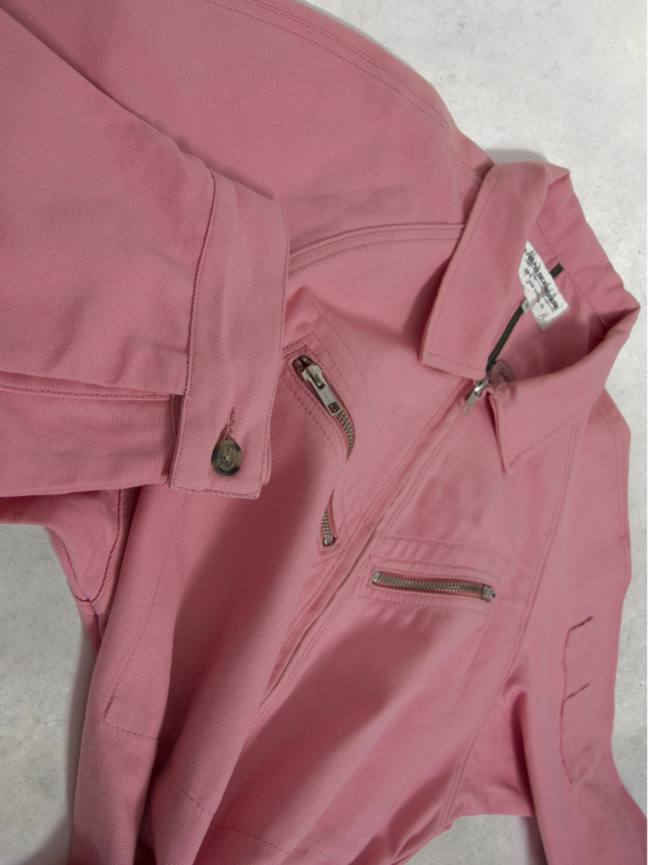 Packshot du produit Combinaison Rose Oversize de la catégorie Pantalons & Combis