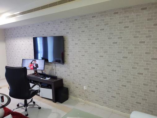 wallpaper installation dubai
