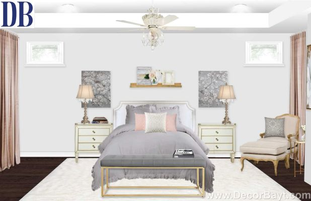 bedroom interior designer in dubai