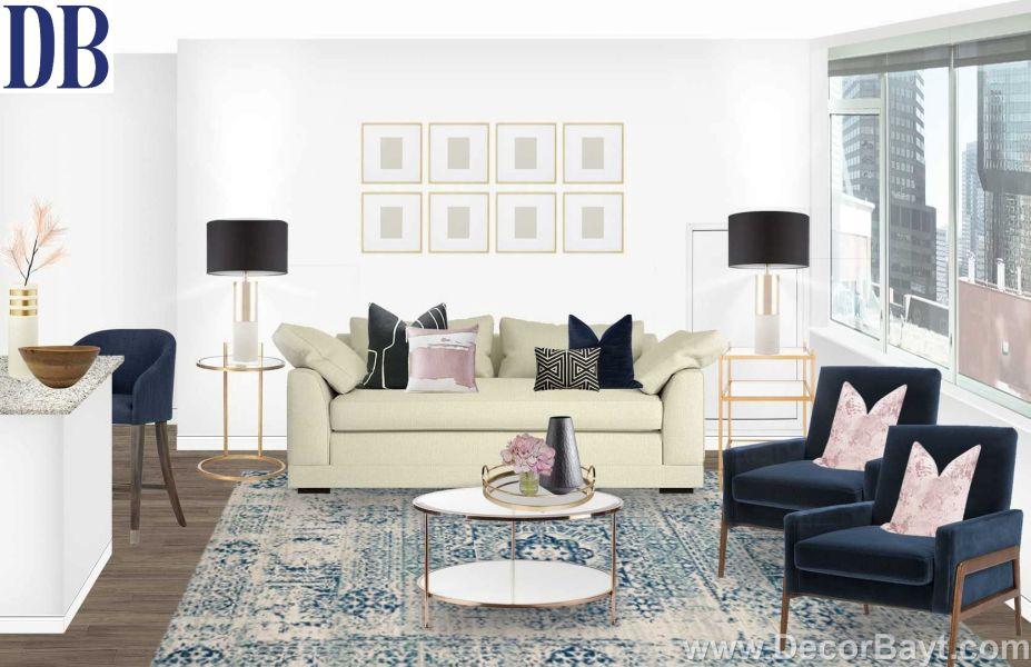 Living Room Interior designers in dubai