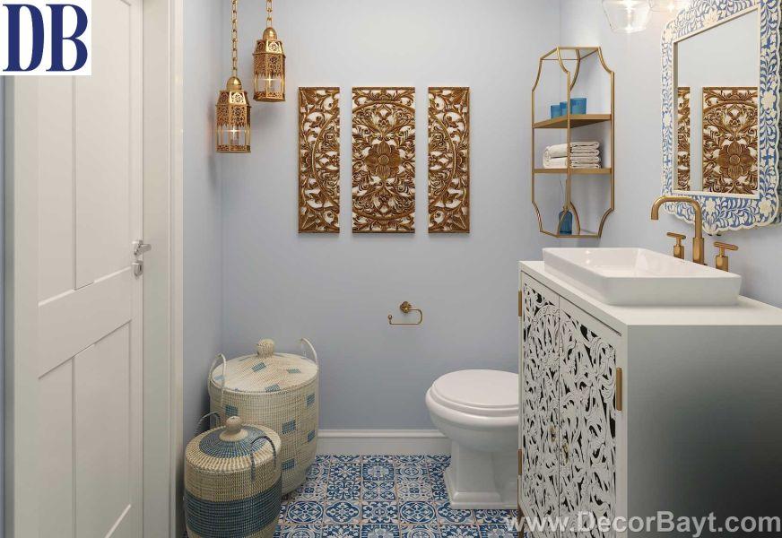 bathroom interior designer dubai