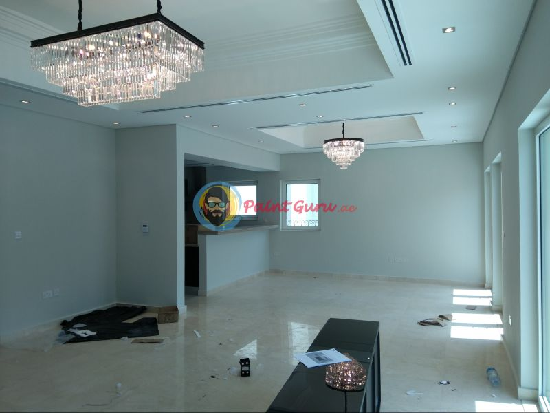 house paint service dubai